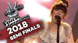 Avril Lavigne - Head Above Water (Jessica Schaffler) | The Voice of Germany | Halbfinale