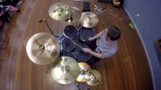 Whiplash by Hank Levy DRUM COVER!