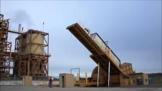 A fast way to dump a truck (short video)