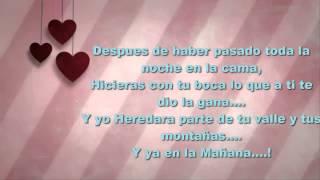 Como te llamas -Letra-- La trakalosa de Monterrey (2015)