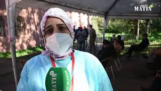 L'opération de vaccination se poursuit à Settat