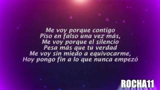 Sin Ti - Samo (Letra) Cover de Guitarra #Rocha11