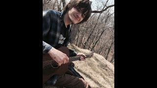 John Frusciante - Song to sing when I'm lonely (cover) 9-30-15