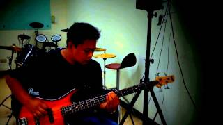 The Boy Does Nothing (Alesha Dixon) Bass Cover