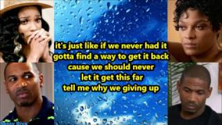 Replay - Can You Stand The Rain (Lyrics)