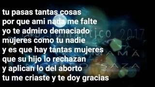 La mejor canción de rap para la mamá(gracias por todo mamá) MC LEO SAZA