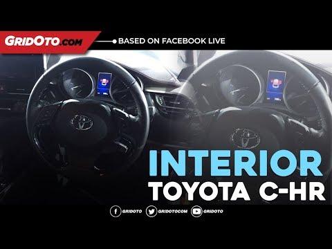 Download Video Intip Interior Toyota C-HR