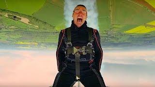 Richard Flies On Top Of A BiPlane | Top Gear | Series 22 | BBC width=
