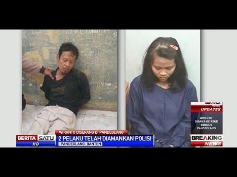 Download Video Inilah Wajah Dua Penikam Wiranto