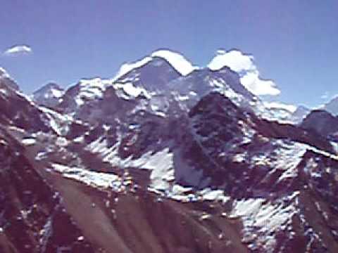 Summit of Gokyo Ri Nepal