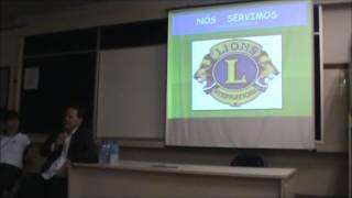 Acessibilidade é tema na 10ª Semana de Integração da UNICAP - Marcelino Carvalho - 01