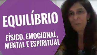 Encontrei Equilíbrio Físico, Emocional, Mental e Espiritual - Depoimento da Cleides