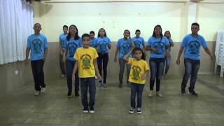 Mexe-Mexe - Cristina Mel (Coreografia)