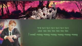 BTS - BLOOD SWEAT & TEARS (피 땀 눈물) {Color coded lyrics Han Rom Eng}
