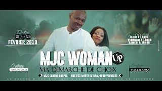 WOMAN UP! : ma démarche de choix - Pasteur Simon OKO