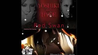Attack on Titan Season 3 OP / Red Swan ピアノ・ソロ / YOSHIKI feat. HYDE (Midi)