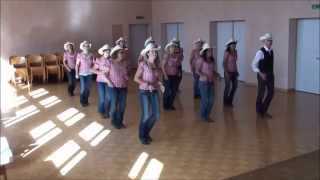 Like a Rose - Line Dance - countrEmotion Line Dancers