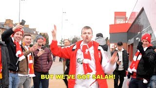"""We've Got Salah"" Liverpool Song - Richy Sheehy feat. Marc Kenny - Lyric Video"