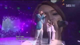 "[SBS] 인기가요 627회 (20110626) 명장면 ""에이트"""