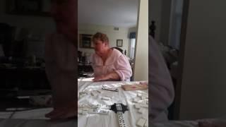 Granny fart