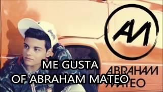 Abraham Mateo Me Gustas Álbum AM
