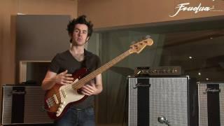 Slap Sound Music Man Stingray vs Jazz bass