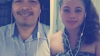 KUNG SAKALING IKAW AY LALAYO - cover by Charm Angel + Migz Larry