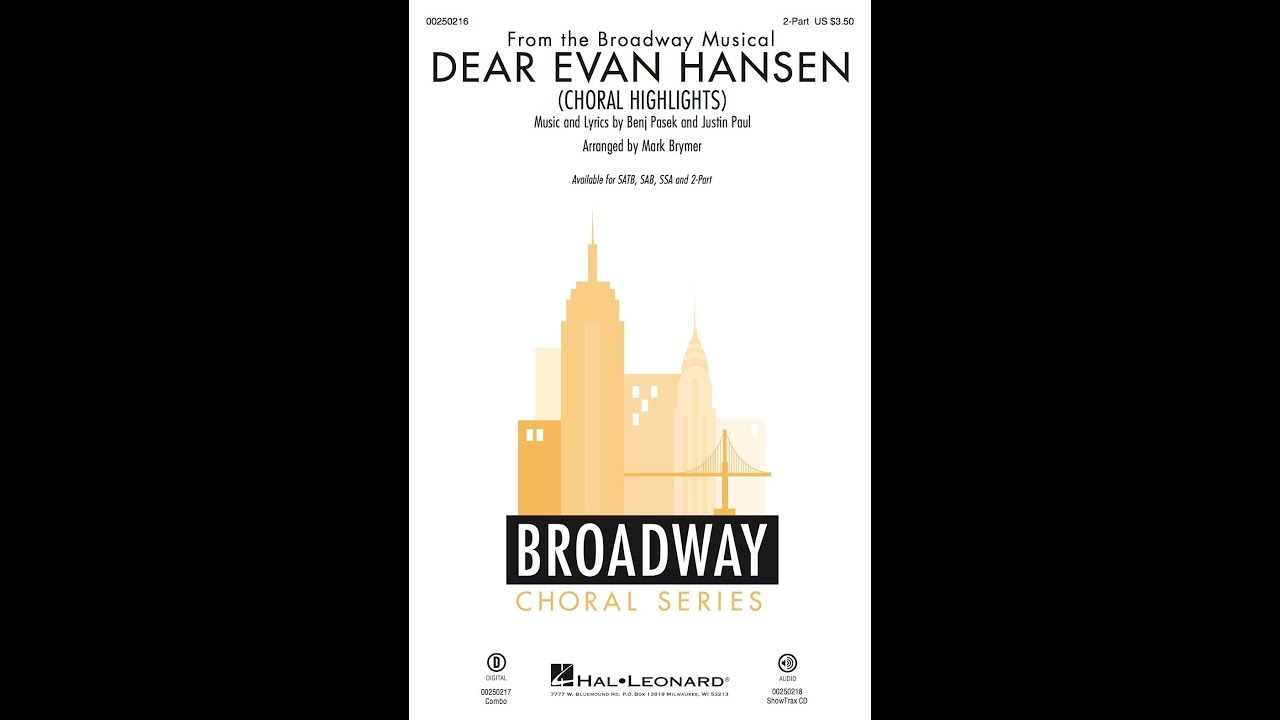 Dear Evan Hansen Broadway Coupons Ticketsnow Las Vegas