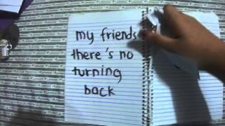 No Turning Back - Louise Dungca (ft. Xanthy Sigua) - lyrics