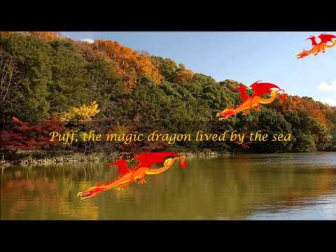 Puff The Magic Dragon de Peter Paul Mary Letra y Video