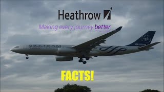 Top 10 Amazing Facts About London Heathrow Airport