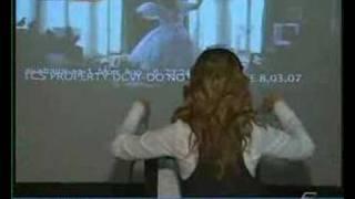 Gisela- Grabación Bso Encantada- Disney (España) Parte 2