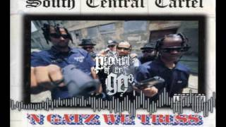 South Central Cartel - Servin' 'Em Heat Instrumental Remix 1994 [ Product Of Tha 90s ]