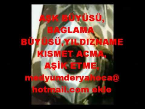 YARALIYIM İLAHİSİ MEDYUM DERYA MSN: medyumderyahoca@hotmail.com