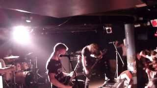 Blessthefall - Hey Baby, Here's That Song You Wanted (live)(HD)