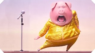 SING Trailer # 2  (Animation Blockbuster - 2016)