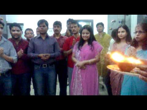 RAJESH BHADOLA -WWTS : DIWALI POOJA