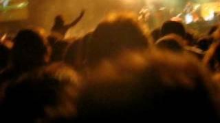 """Manu Chao cover """"me quedo contigo"""" cosquin rock `09"""