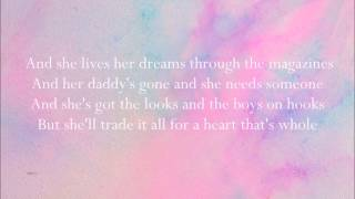 Prom Queen - Molly Kate Kestner // lyrics
