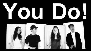 You Do Something To Me - A CAPPELLA multitrack jazz cover by Trudbol & Katrina Marie - SATB collab