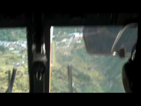 Nepal Lukla – Landung auf der spektakulärsten Landebahn der Welt