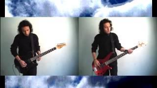 OMD - Enola Gay Guitar and Bass Cover