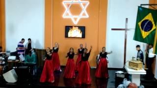 Ministério de Dança Leão de Judá:  Escrito nas Estrelas Alex e Alex