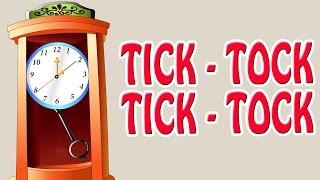 Tick Tock Tick Tock Merrily Sings The Clock