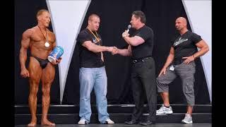Bodies Intro mit Wolfgang Franke 50 Jahre Bodybuilding