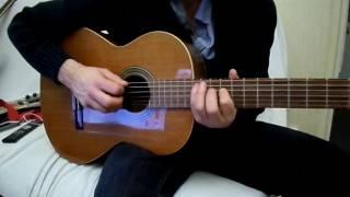 Quand tu chantes - Nana Mouskouri cover  guitare instrumental version  YouTube