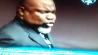 Bishop T.D. Jakes I WANT MY HOUSE BACK!!!