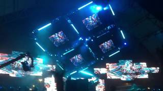 Excision something wicked Houston 2016