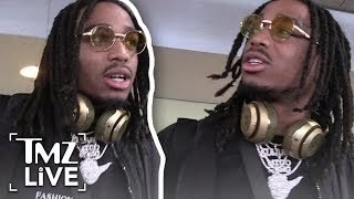 NYPD Is Ready To Arrest Quavo From The Migos! | TMZ Live