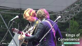 Kings of Convenience @ 2013 Seoul Jazz Festival - [Homesick]
